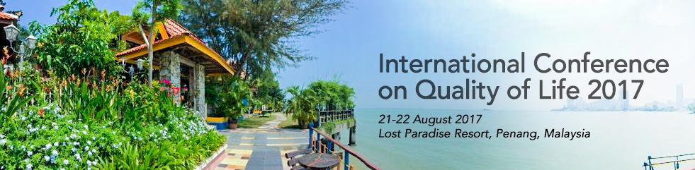 International Conference on Quality of Life 2017